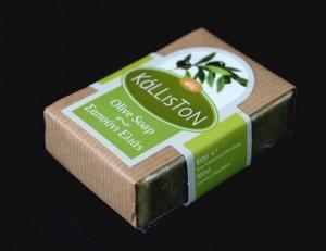 100g Seife mit Olivenoel