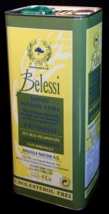 5 Liter Belessi Olivenöl Magoula Rastoni