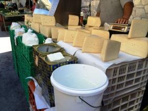 Käse aus Kreta